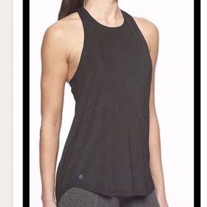 Athleta Incline Tank in Black | Size XL